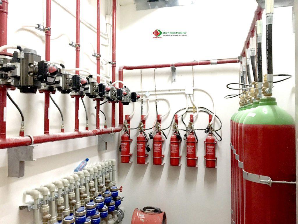 Hệ thống chữa cháy mới nhất năm 2020