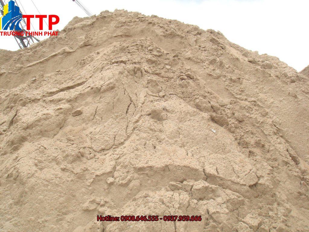 Bảng báo giá cát bê tông xây dựng Bình Dương