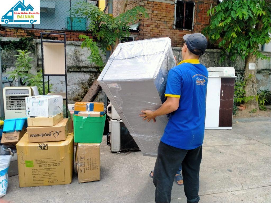 Dịch vụ chuyển nhà quận 9 trọn gói nhanh chóng giá rẻ