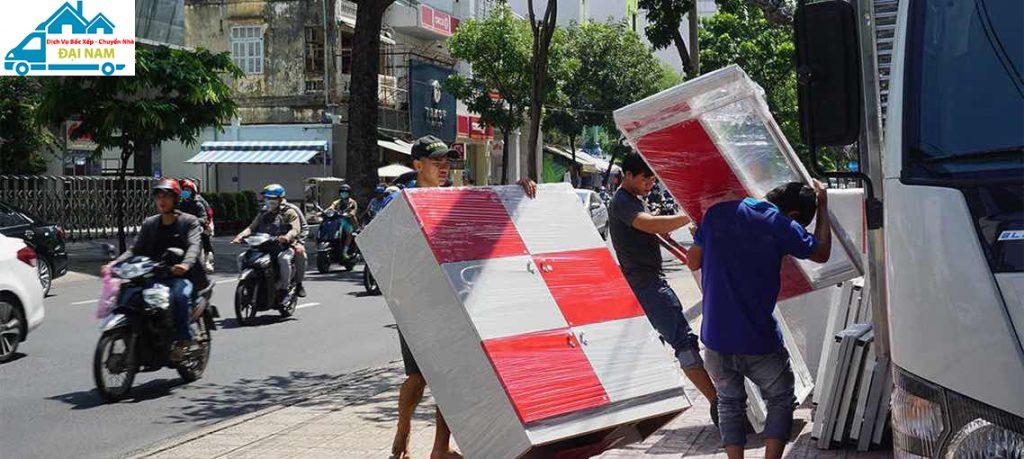 Dịch vụ chuyển nhà quận Bình Tân trọn gói nhanh chóng giá rẻ