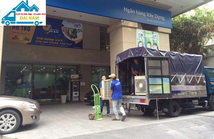 Dịch vụ chuyển nhà quận Bình Thạnh trọn gói nhanh chóng giá rẻ