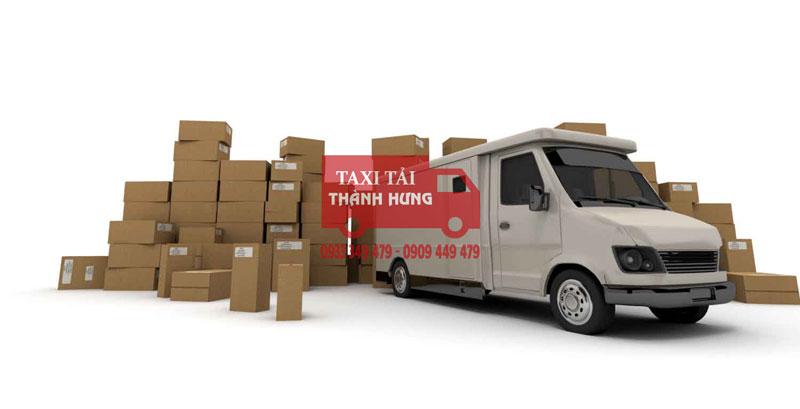 Dịch vụ chuyển nhà bằng taxi tải tại quận 7 rẻ nhất