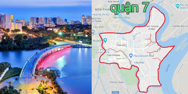 Chuyển nhà quận 7 phường Tân Thuận Đông