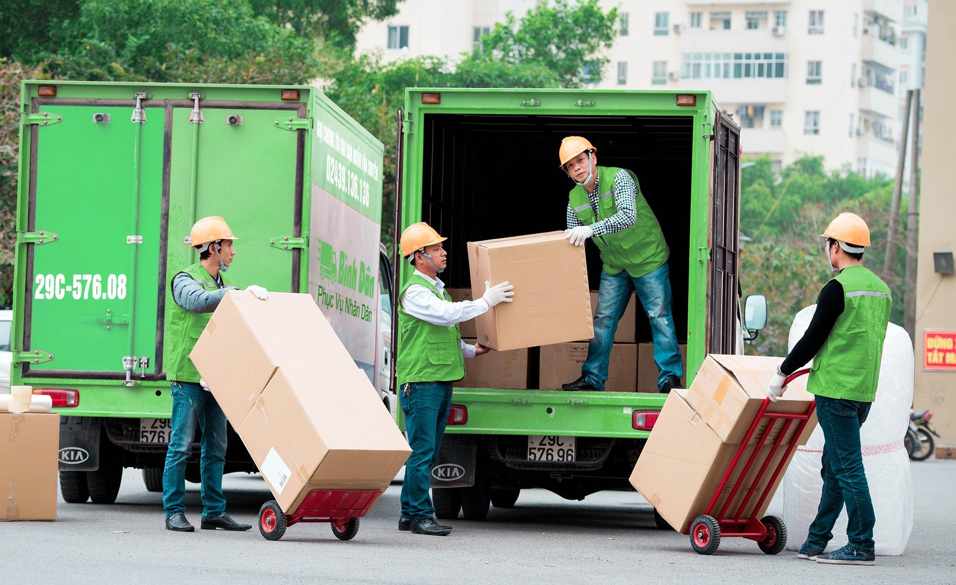 Top 10 dịch vụ bốc xếp hàng hóa hàng đầu uy tín tại Tphcm