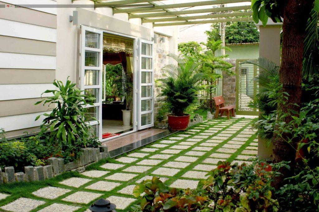 Top 10 dịch vụ thi công tiểu cảnh sân vườn hàng đầu uy tín tại Tphcm