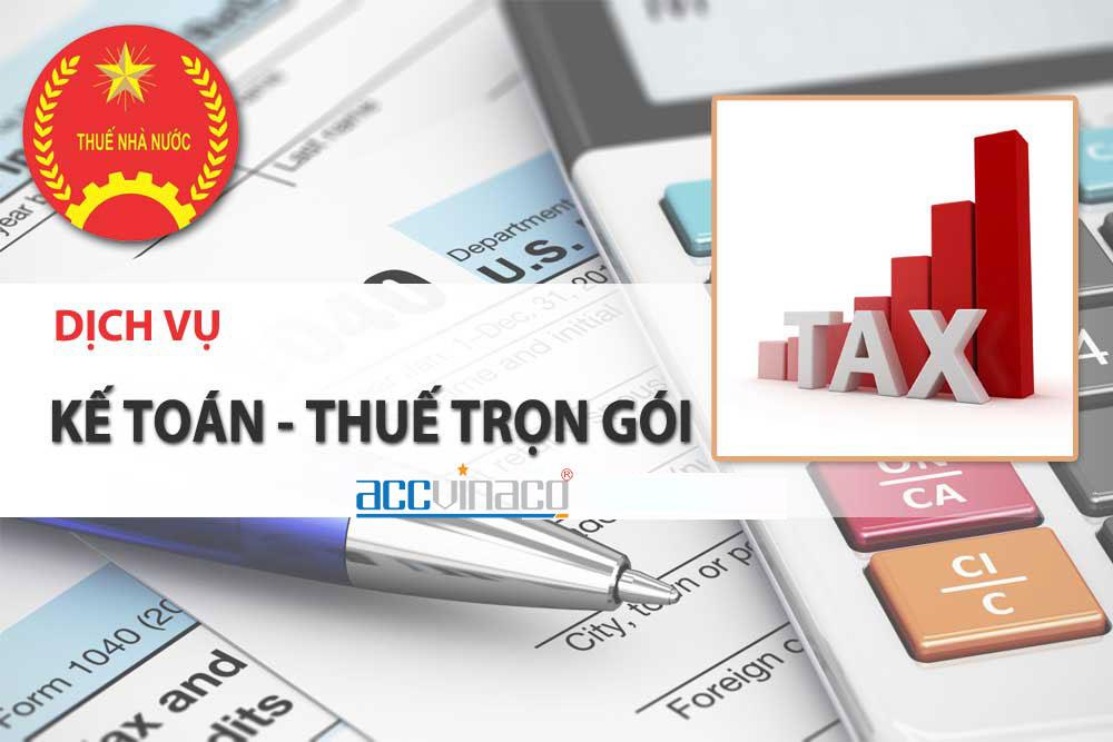 Dịch vụ kê khai nộp thuế môn bàilúcđổi thayvốn điều lệ