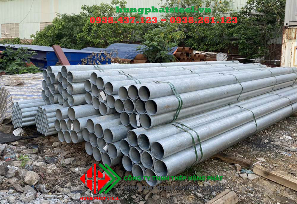 Phân loại ống thép xây dựng phổ biến hiện nay