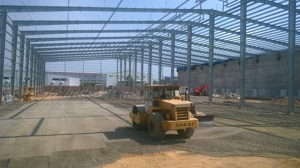 Quy trình cấp phép xây dựng nhà xưởng