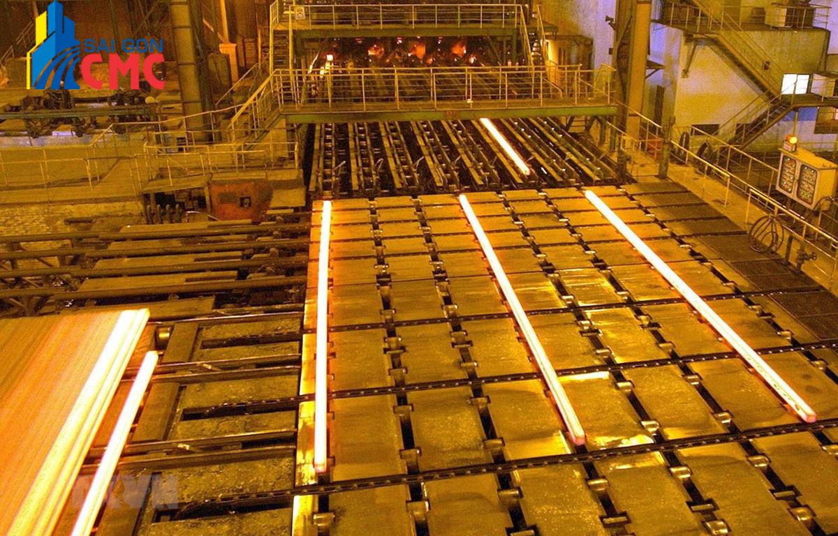 Quy trình sản xuất thép hình