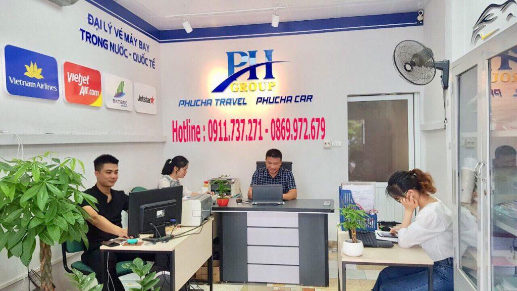 Taxi từ Hà Nội đi Vĩnh Phúc giá rẻ, chất lượng
